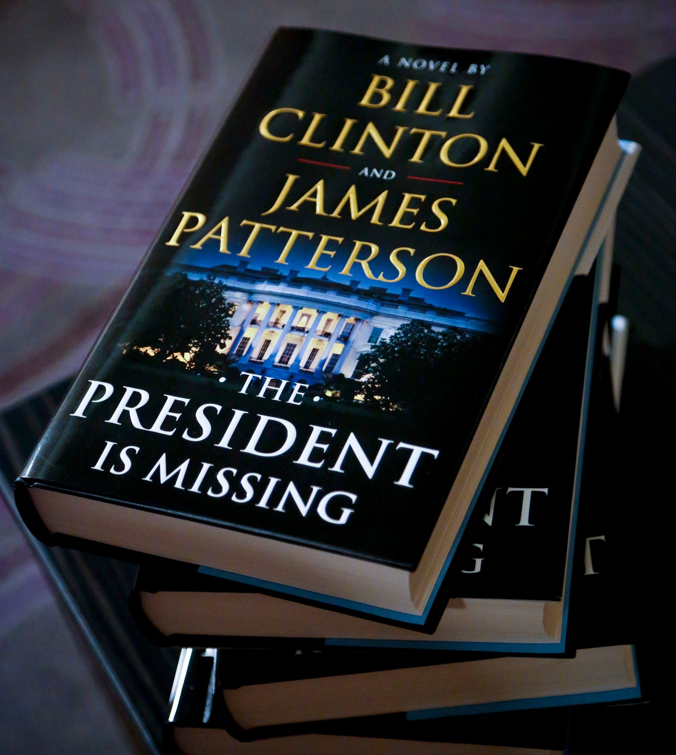 clinton novel