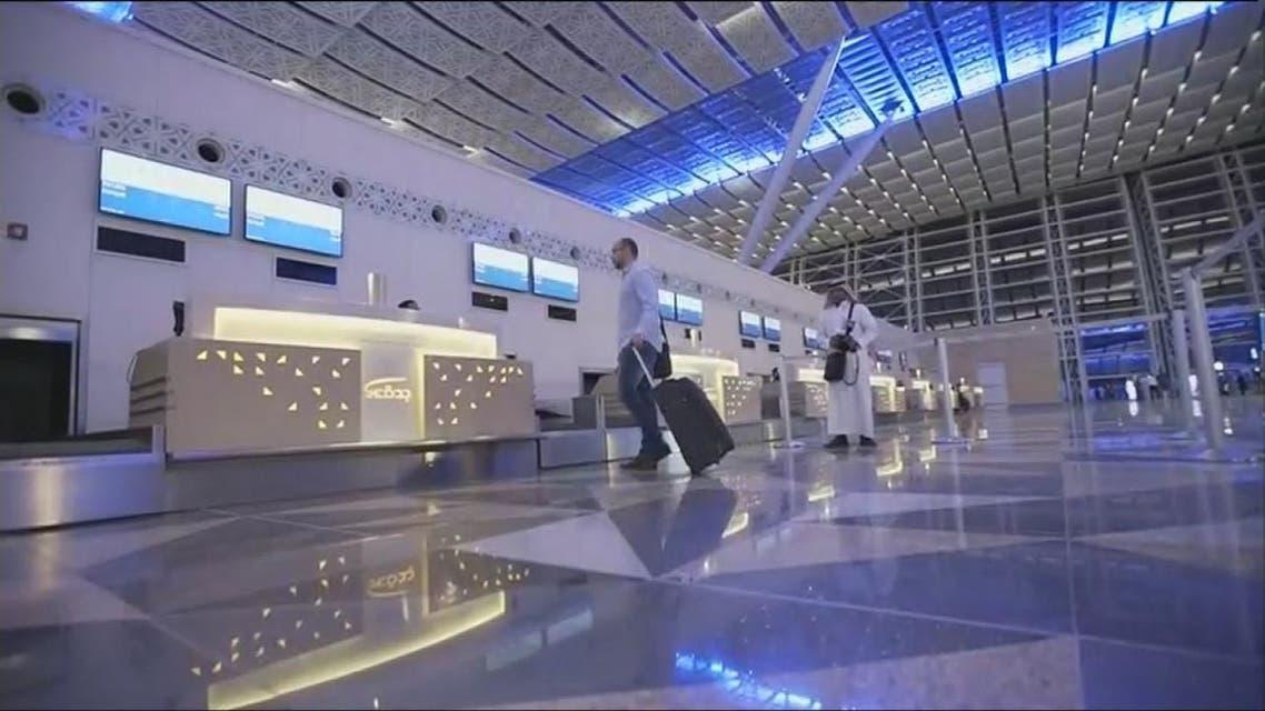 جولة في مطار جدة الجديد