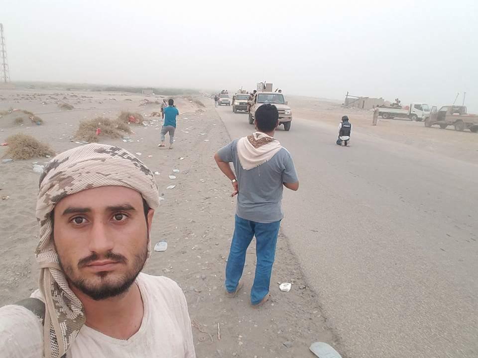 قوات الشرعية اليمنية تتقدم باتجاه الحديدة