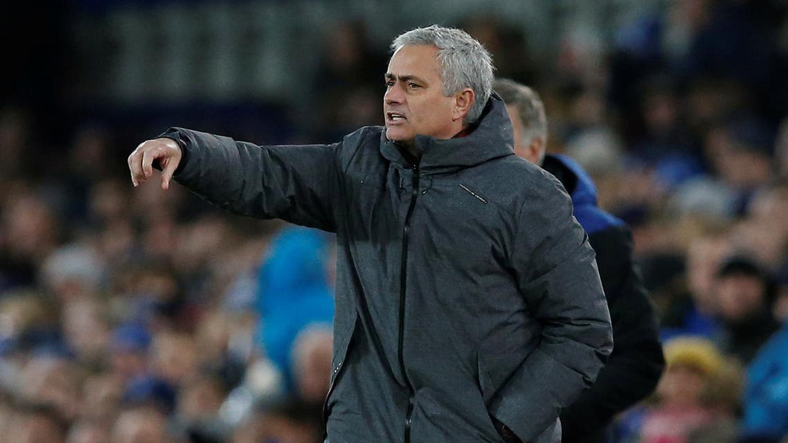 """""""They have a good group of young but experienced players,"""" Mourinho told British media. (Reuters)"""