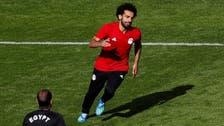 Salah set for comeback in Egypt's opener against Uruguay
