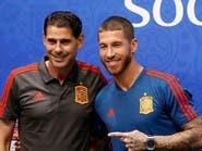 راموس: هييرو ليس أفضل خيار لتدريب إسبانيا