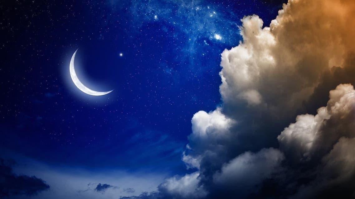 eid moon crescent shutterstock