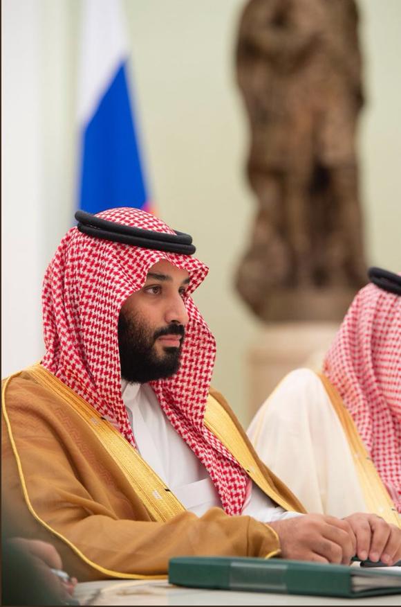 شاهزاده محمد بن سلمان
