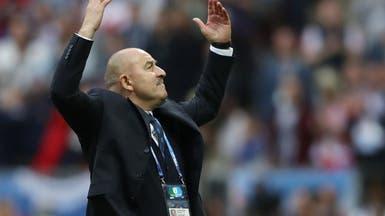مدرب روسيا: لن نواجه المنتخب المصري بطريقة السعودية