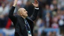 مدرب روسيا يتحول إلى مشجع بلجيكي