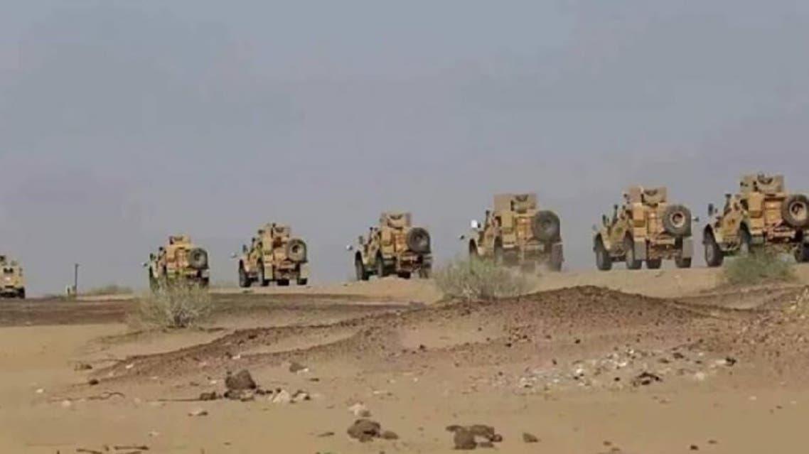 قوات الشرعية اليمنية تتقدم نحو الحديدة