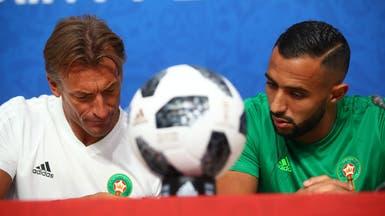 رينار: منتخب المغرب ليس مرشحاً للتأهل إلى الدور الثاني
