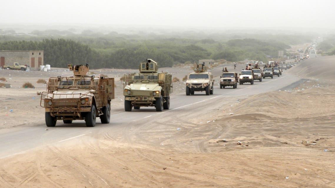 الشرعية اليمنية على مشارف مطار الحديدة