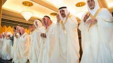 راحیل شریف نے سعودی بادشاہ شاہ سلمان کیساتھ بیت اللہ شریف میں نماز عید اداکی