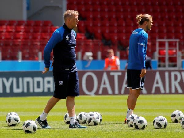 أيسلندا جاهزة لأكبر مباراة في تاريخها أمام الأرجنتين