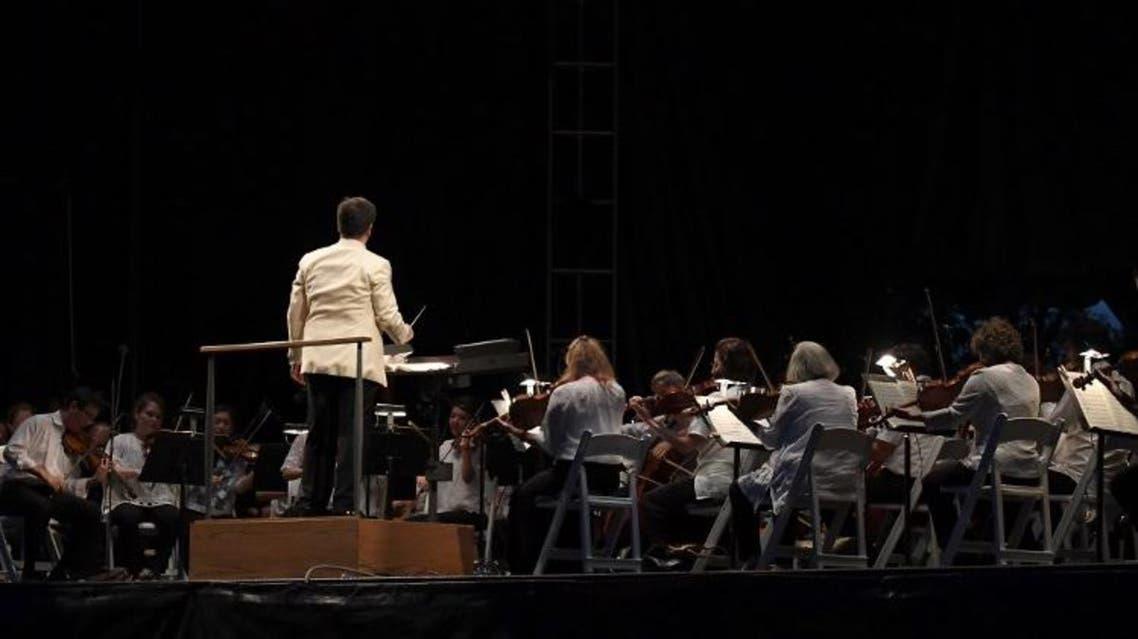 ny philharmonic (AFP)
