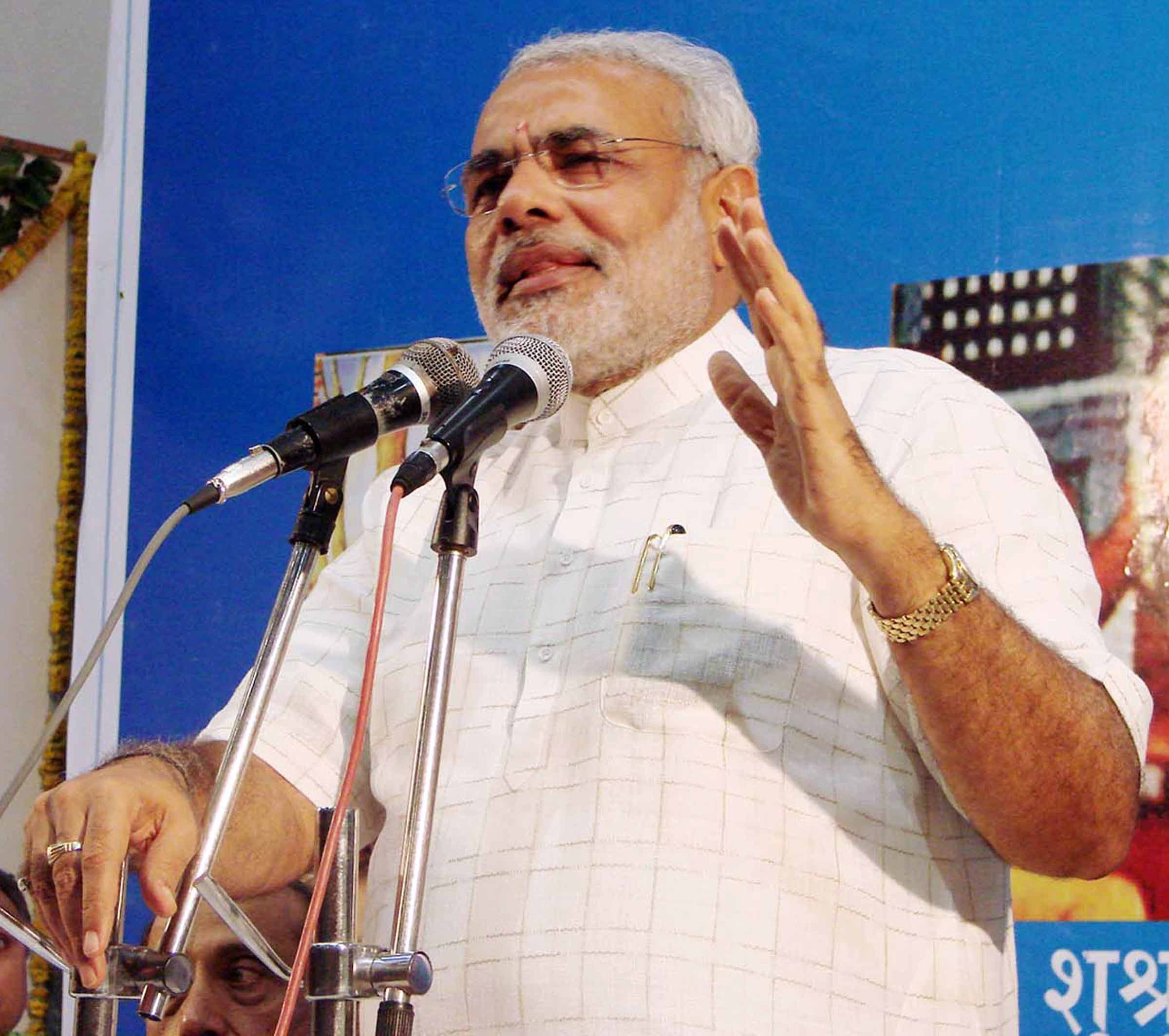 Modi has remained a mute spectator to violence against Muslims. (Supplied)