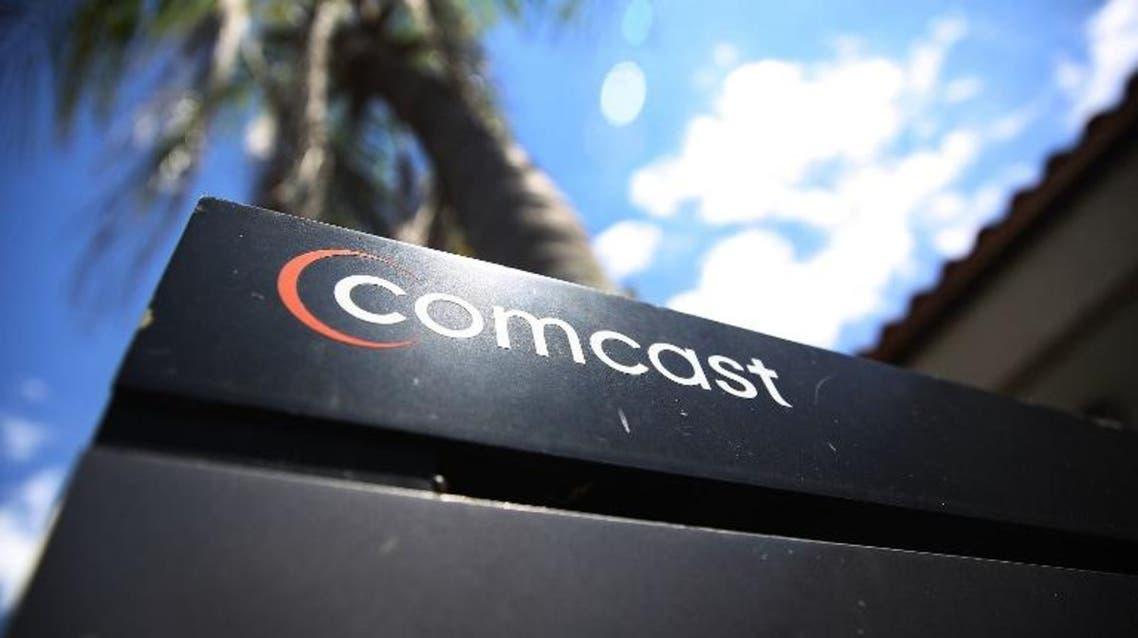 Comcast (AFP)