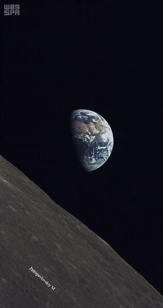 saudi arabia satellite space mission. (SPA)