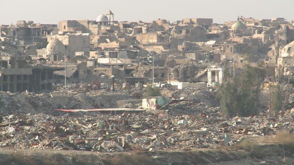 الموصل .. جثث عالقة تحت الأنقاض وأخرى للبيع