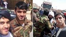 Hugs and selfies as Afghan soldiers and Taliban celebrate Eid ceasefire