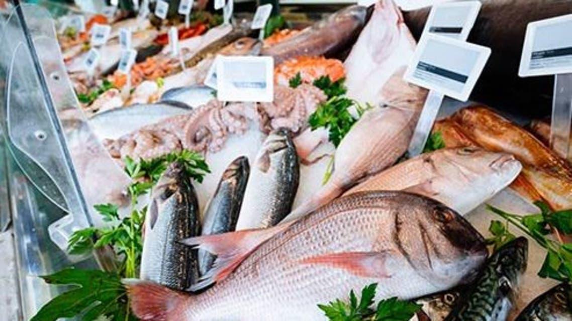 الأسماك الغنية بأوميغا-3