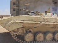 الجيش الليبي يدخل القطرون جنوب غربي سبها
