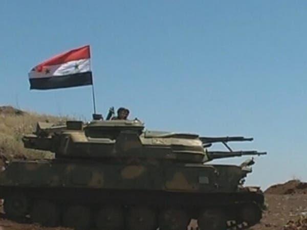 موسكو: قوات الأسد تتمركز قرب الحدود الأردنية