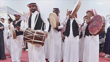 VIDEO: Folklore dances illustrate the maritime history of eastern Saudi Arabia
