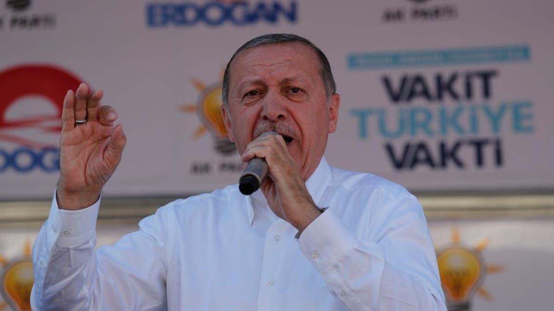 اردوغان: جنگندههای ترکیه کُردهای مسلح در عراق را بمباران کردند