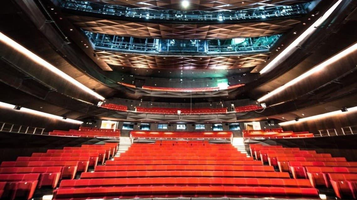 ithraa theater, saudi