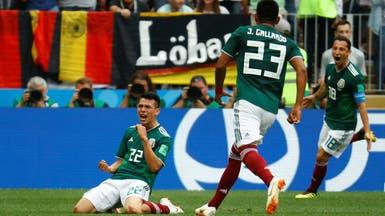 المكسيك تفجر مفاجأة ثقيلة وتهزم حامل اللقب في المونديال