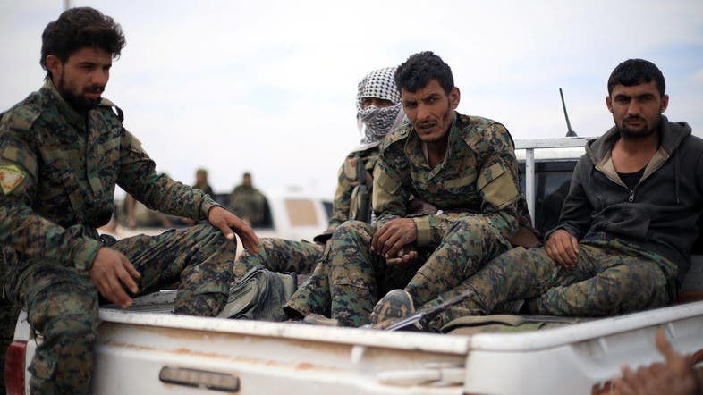 US-backed fighters expel ISIS from Eastern Syria bastion - Al Arabiya English
