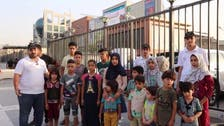 Uproar over alleged barring of Iraq orphans from shopping center