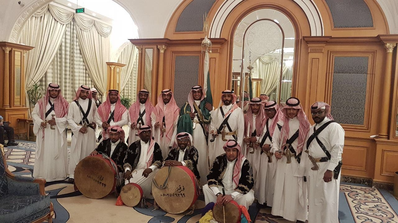 Folklore dances illustrate the maritime history of eastern Saudi Arabia