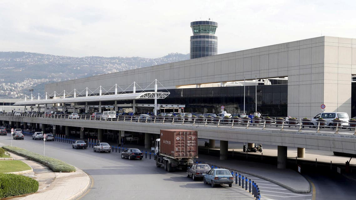 The Lebanese are also using the airport to facilitate the smuggling of drugs and weapons. (Reuters)