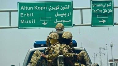 العبادي يقرر فتح طريق كركوك – اربيل الاستراتيجي