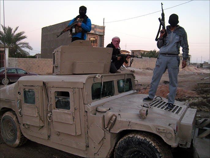 من وحدات الأمن العراقية