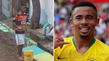 سڑکوں پر کام کرنے والا پینٹر فٹبال ورلڈ کپ کا کھلاڑی بن گیا