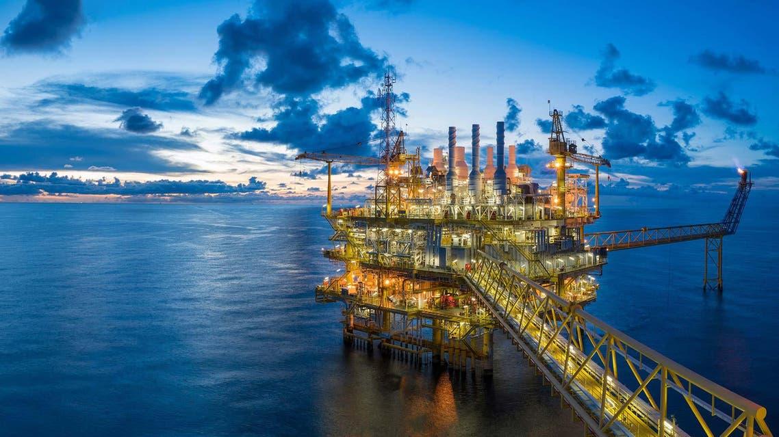 oil offshore shutterstock