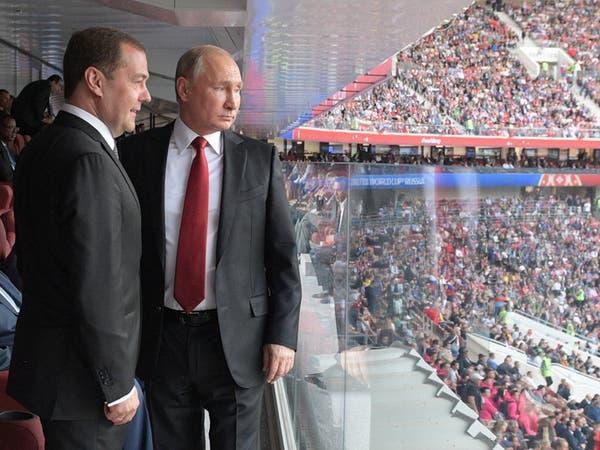 بوتين: ملاعب المونديال يجب أن تبقى لكرة القدم فقط