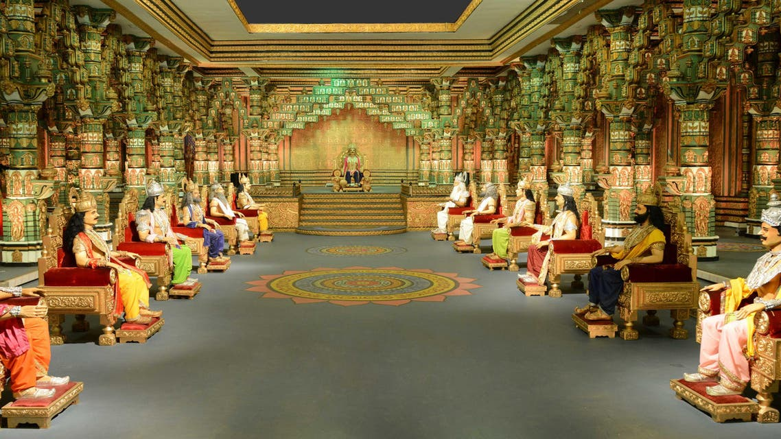 Ramoji is spread over 2,000 acres at a distance of 30 km from the city of Hyderabad. (Supplied)