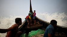 Dozens of boat people found stranded in Myanmar's Rakhine: Official