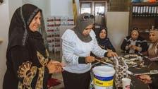 Syrian refugees earn money recycling waste in Jordan