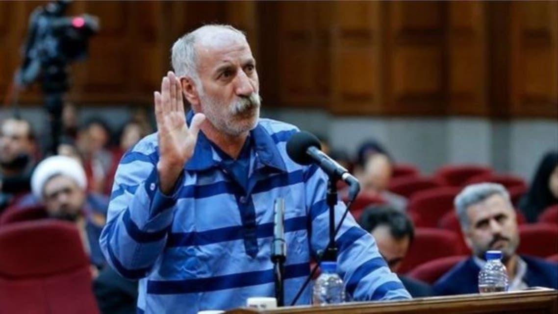 الصوفي الإيراني المعارض محمد ثلاث