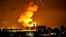 غزہ پر اسرائیلی بمباری میں تین فلسطینی شہید