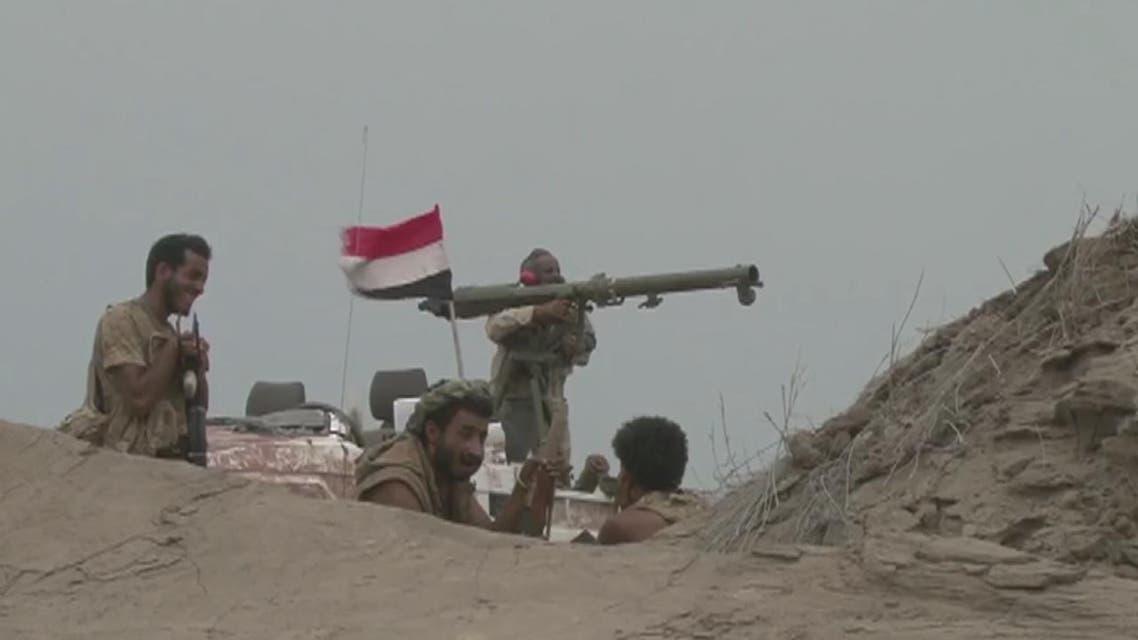 THUMBNAIL_ جانب من معارك السيطرة على مطار الحديدة