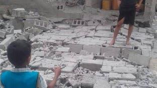 شاهد.. نزوح مدنيين إثر قصف حوثي على جنوب الحديدة