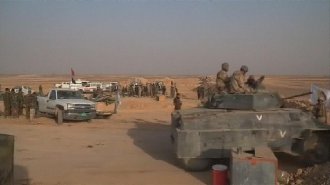 THUMBNAIL_ ضرب ميليشيات إيران في سوريا