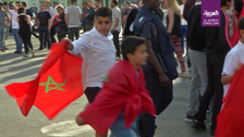 Moroccans of Belgium backing their home country despite difficult upcoming games