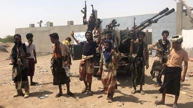 الجيش اليمني يقطع خطوط إمداد للحوثي في الحديدة