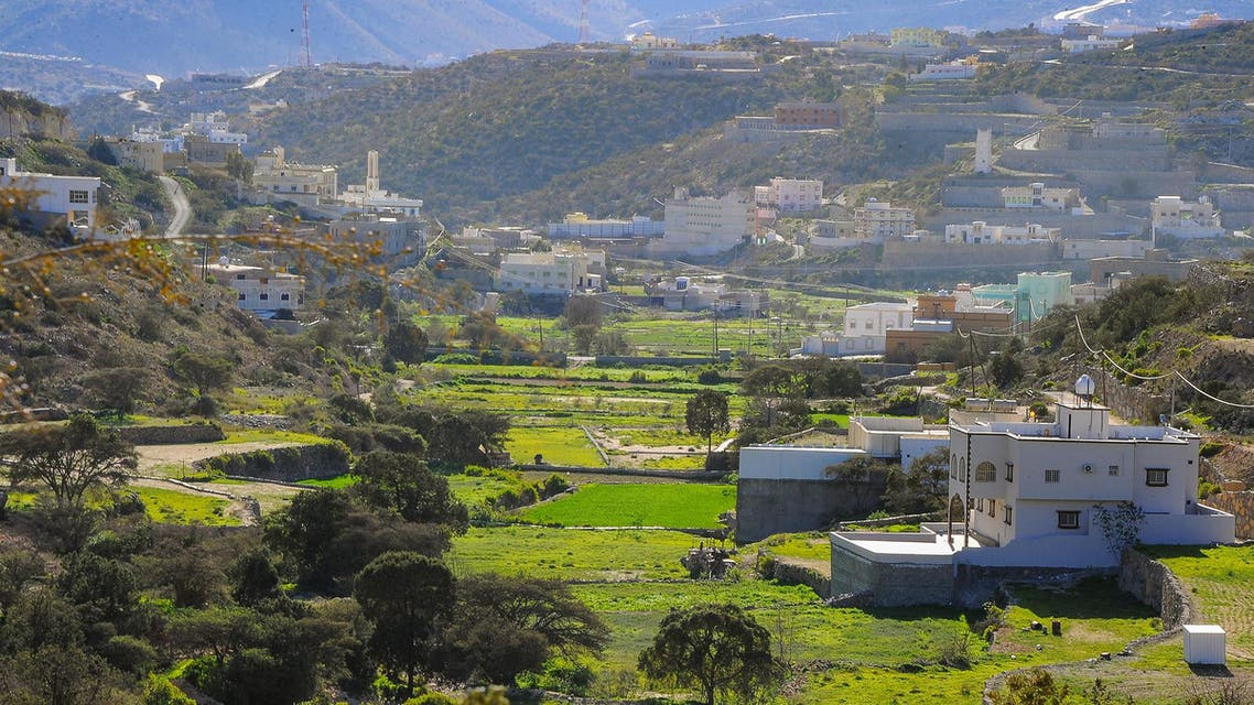 The village is characteristically known for its agricultural terraces which are fed with rain water. (Supplied)