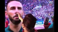 WATCH: Mexican grandmother 'blessed' each player before World Cup match