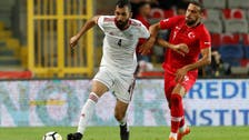 Iran's Chesmi ruled out of World Cup due to muscle injury